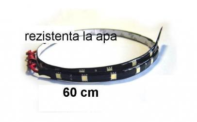 Banda LED 5050 36LED 60CM 24V