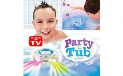 2 x LED subacvatic Party Tub