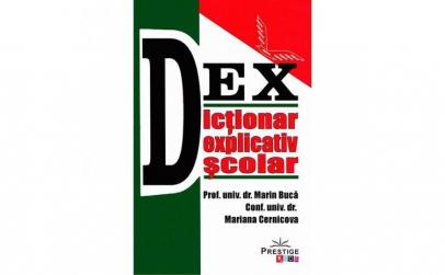 Dictionar explicativ scolar - Marin