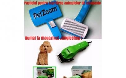Pachet ingrijire animale