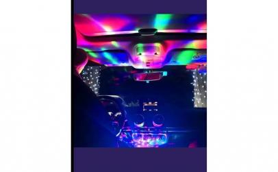 KIT Banda LED 5050 RGB 60 LED-uri/m 5