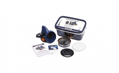 Kit pandemic, semi-masca cu filtru de