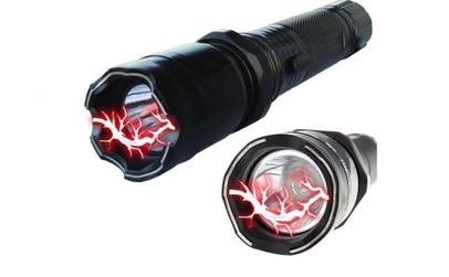 Lanterna Police cu electrosoc