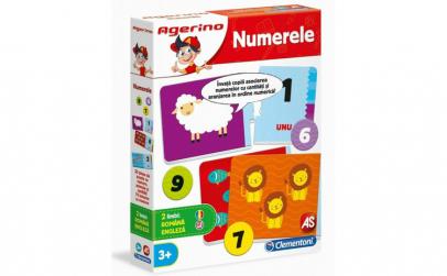 Joc de societate educativ Numerele  2 4
