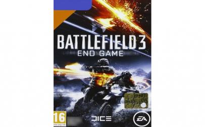 Joc Battlefield 3 End Game Expansion