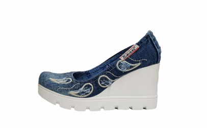 Pantofi casual de blugi femei - 102