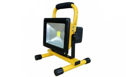 Proiector LED portabil  20W Acumulator