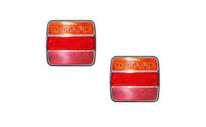Set Lampi spate LED 12-24V