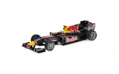 RED BULL RACING RENAULT RB6 - VETTEL -