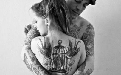 Tatuaj de 50 cm patrati