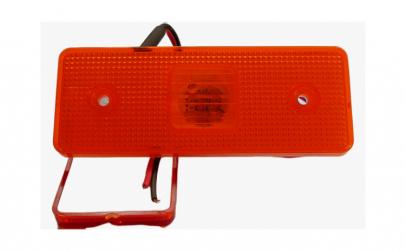 Lampa laterala SMD gabarit portocaliu