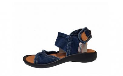 Sandale casual de blugi pentru femei-103
