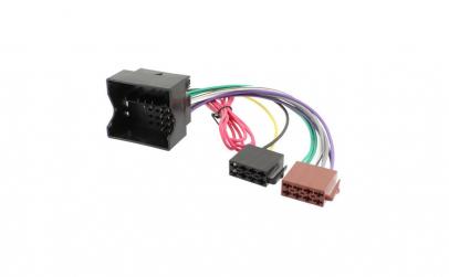 Cablu adaptor ISO Fiat Qubo, Scudo,