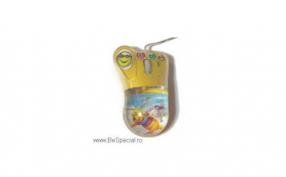 Mouse funny optic in forma de labuta