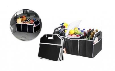 Organizator scaun +organizator portbagaj