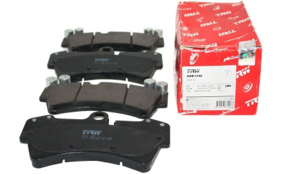 Set placute frana fata TRW Audi Q7