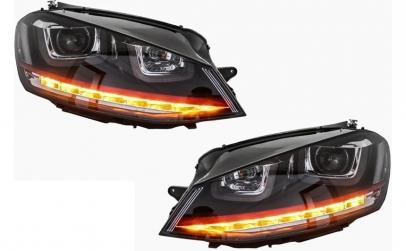 Faruri 3D LED Volan dreapta, Golf 7
