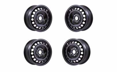 Set 4 Jante otel VW Volkswagen Caddy