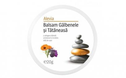 Balsam Galbenele si Tatanesa