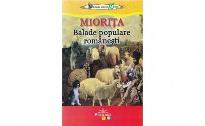 Balade populare romanesti - Miorita