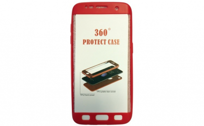 Husa Samsung Galaxy S7 Edge Flippy Full