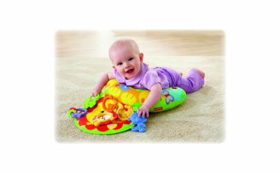 Perna activitati bebe, 3 jucarii