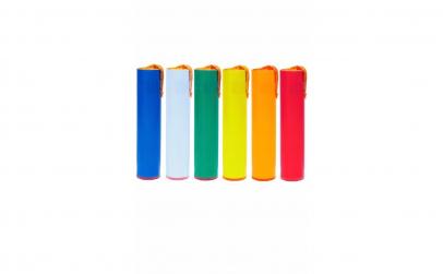 Fumigene multicolore, set 6 bucati