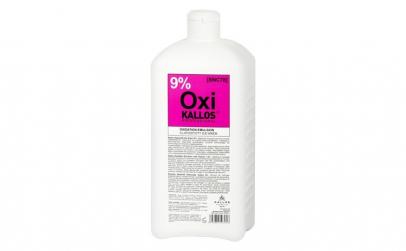 Kallos Emulsie oxidantă parfumată 9%