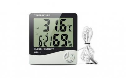 Termometru digital interior si exterior