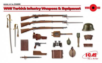 Primul Război Mondial Turkic Arme de