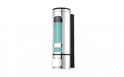 Dispenser sapun lichid, plastic satinat