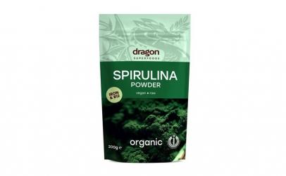 Spirulina pulbere organica bio 200g
