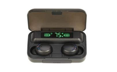Casti wireless TWS F9-5C