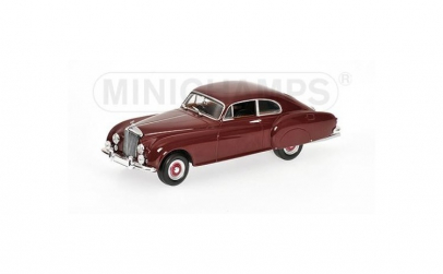 BENTLEY R-TYPE CONTINENTAL - 1955 - RED