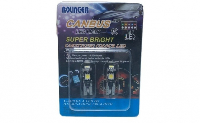 Set 2 Bec Led-T10, CanBus , Rolinger