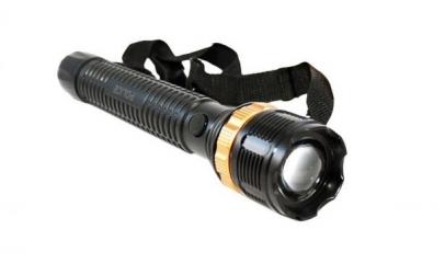 Lanterna Lunga Police LED F187 Cu Lupa