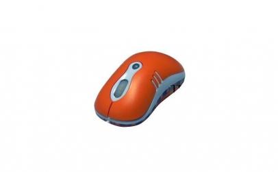 Mouse optic mini verde cu mufe USB si