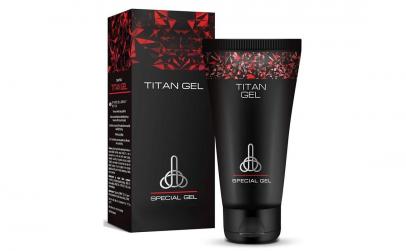 Titan Gel Original 1+1 Cadou