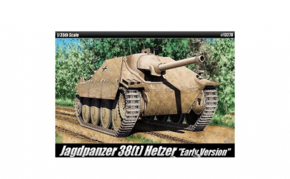 1:35 HETZER EARLY PRODUCTION 1:35