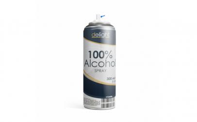 Spray Alcool 100%