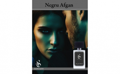 NEGRU AFGAN (UNISEX)