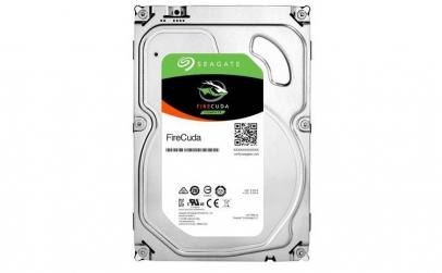 SSHD Seagate FireCuda       2TB  8GB