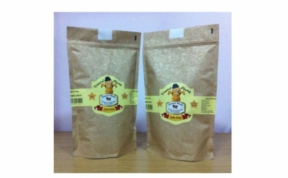 Cafea verde macinata cu scortisoara-500g