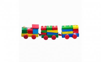 Trenulet forme geometrice