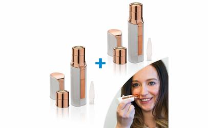 Epilator facial 1+1