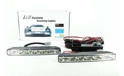 Lumini de zi DRL D06 12V-24V Lumina