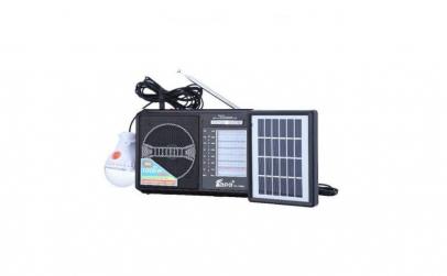 Radio AM/FM/SW1-8 cu Incarcare Solara,