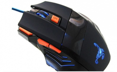 Mouse gaming RoTECH 7D