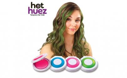 Pudra coloranta pentru par Hot Huez