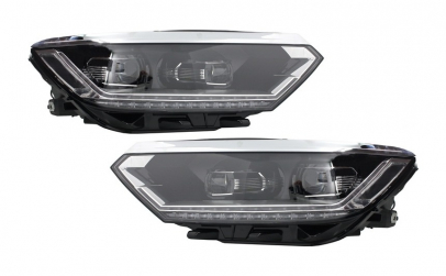 Set 2 faruri LED Xenon